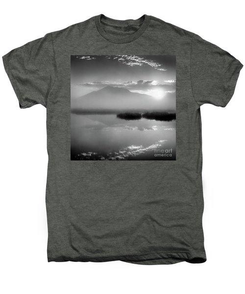 Sunrise Men's Premium T-Shirt by Tatsuya Atarashi
