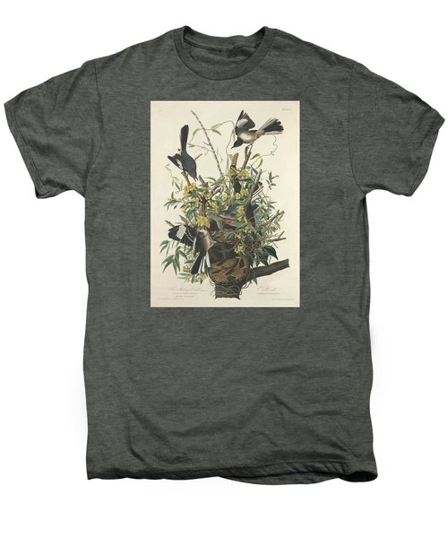The Mockingbird Men's Premium T-Shirt by Rob Dreyer