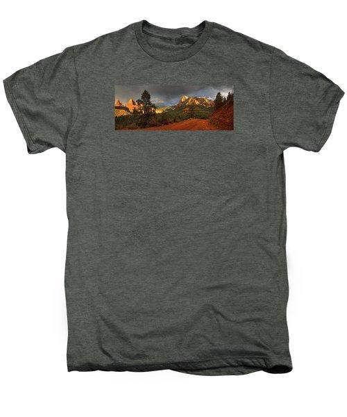 The Play Of Light Men's Premium T-Shirt