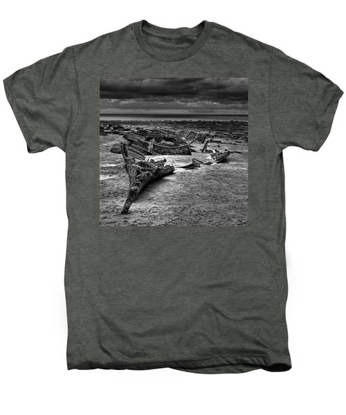 The Wreck Of The Steam Trawler Men's Premium T-Shirt