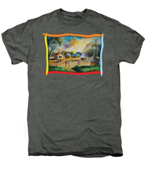 Village Life Men's Premium T-Shirt