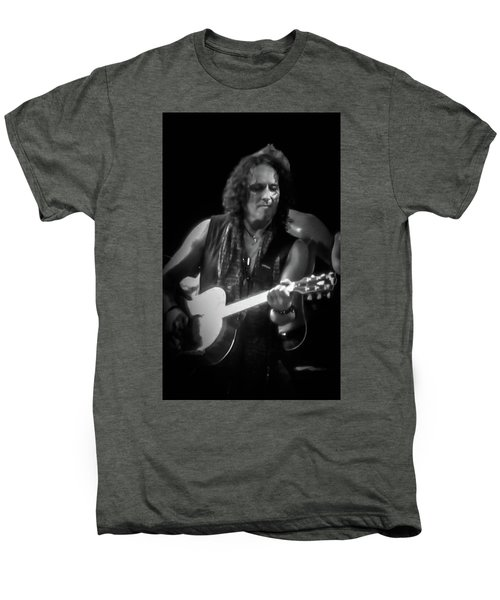 Vivian Campbell - Campbell Tough3 Men's Premium T-Shirt by Luisa Gatti