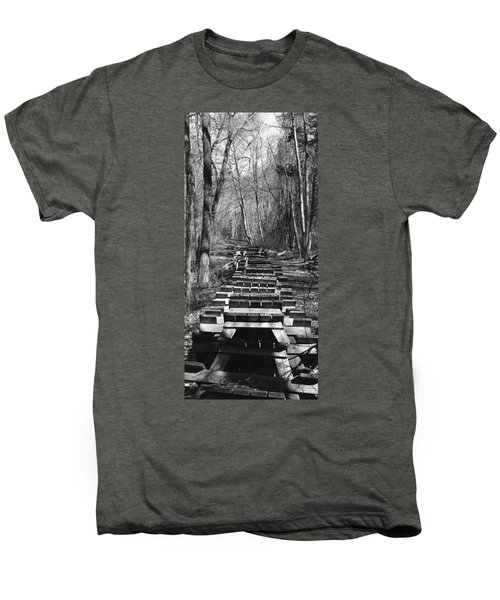 Waiting For Orders Men's Premium T-Shirt