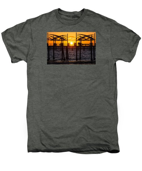 Watching The Sunset Men's Premium T-Shirt