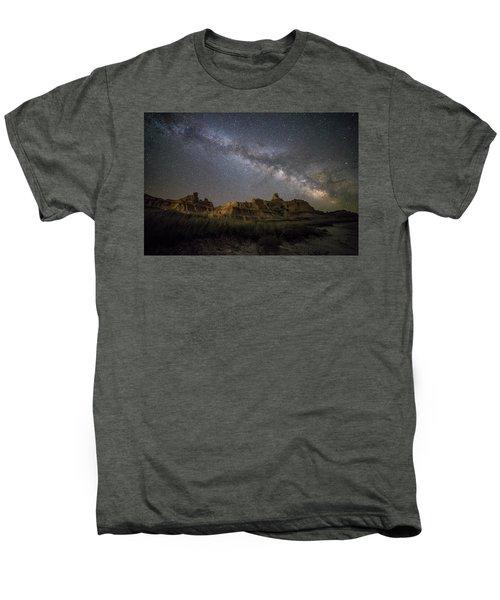 Window Men's Premium T-Shirt by Aaron J Groen