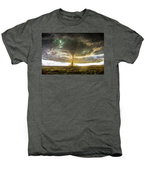 Wray Colorado Tornado 070 Men's Premium T-Shirt