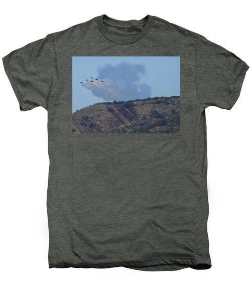 Yes Baby, Angels Do Make Shadows Men's Premium T-Shirt