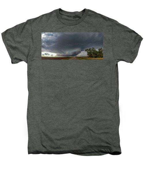 Storm Chasin In Nader Alley 008 Men's Premium T-Shirt