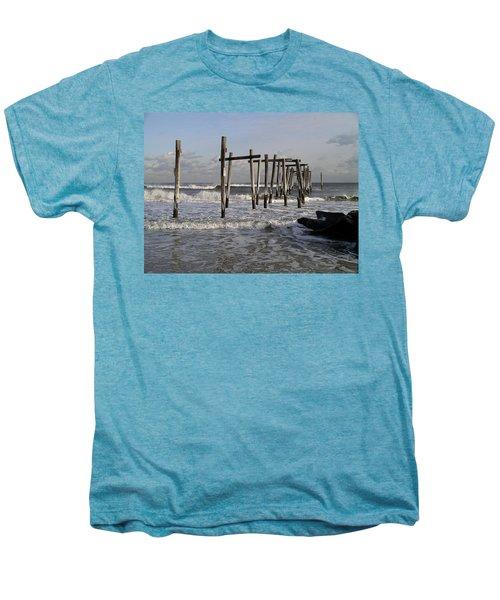 59th St. Pier Men's Premium T-Shirt