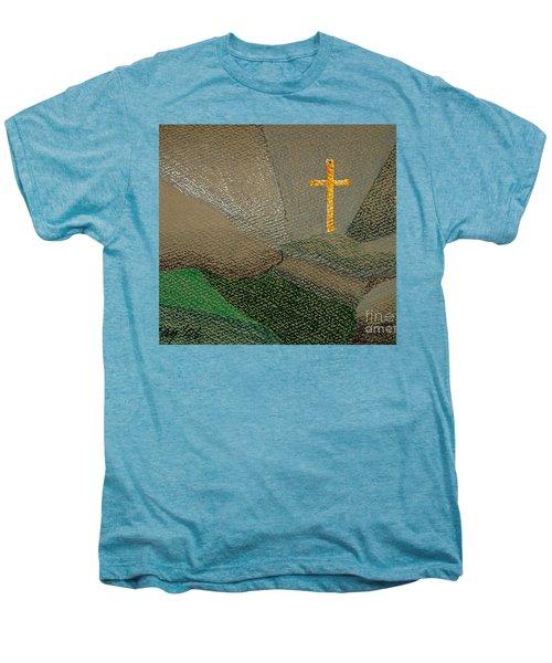 Depression And The Saviour Men's Premium T-Shirt