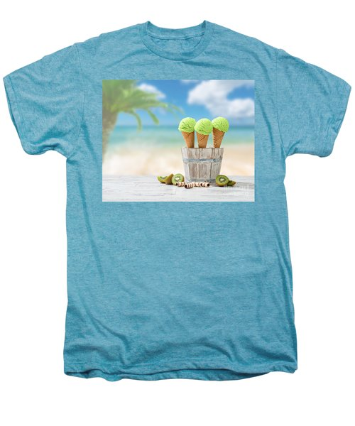 Ice Creams  Men's Premium T-Shirt