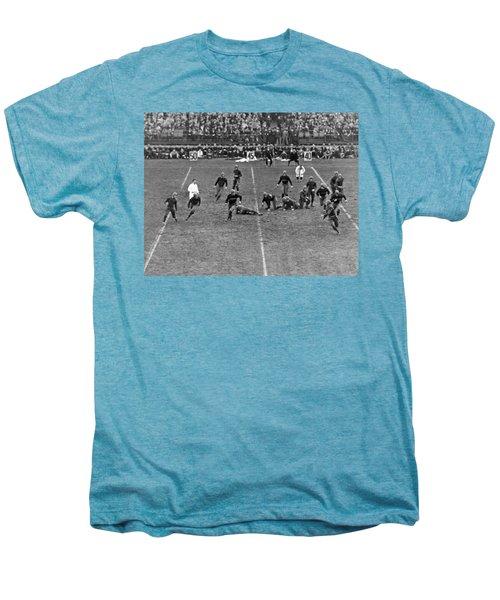 Notre Dame-army Football Game Men's Premium T-Shirt