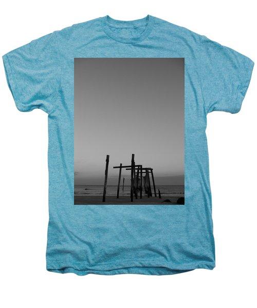 Pier Portrait Men's Premium T-Shirt