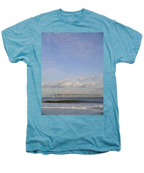 Pier Wave Men's Premium T-Shirt