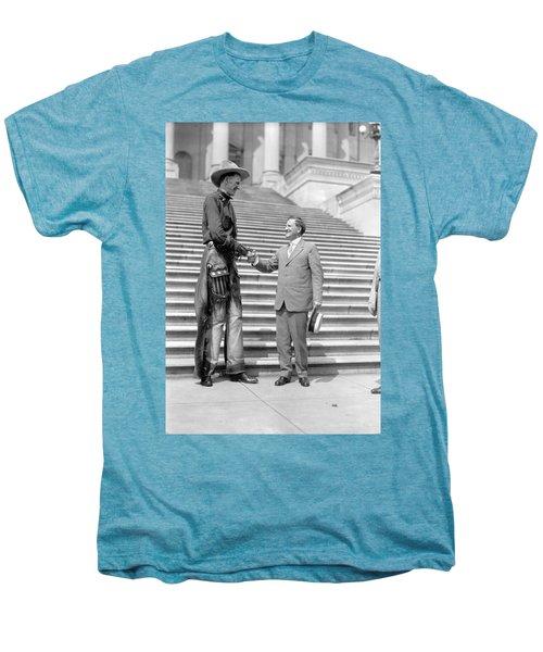 Ralph E Men's Premium T-Shirt