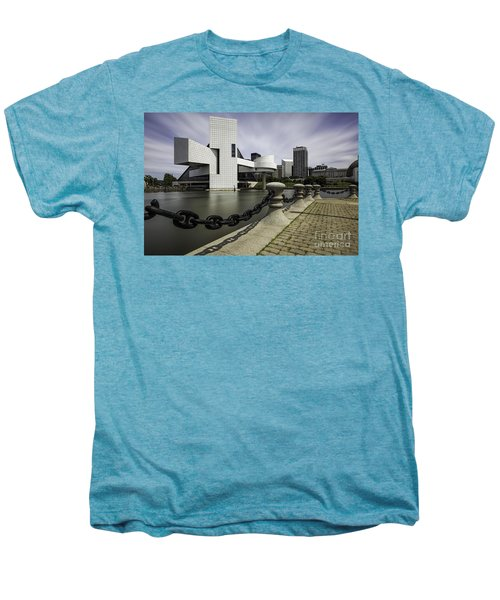Rock And Roll Men's Premium T-Shirt by James Dean