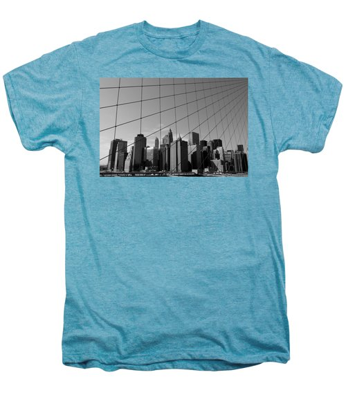 Wired City Men's Premium T-Shirt