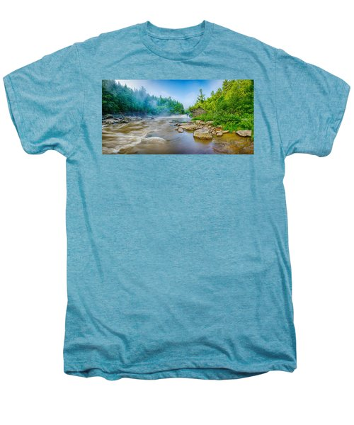 Youghiogheny River A Wild And Scenic Men's Premium T-Shirt