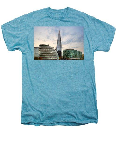 London Men's Premium T-Shirt by Joana Kruse