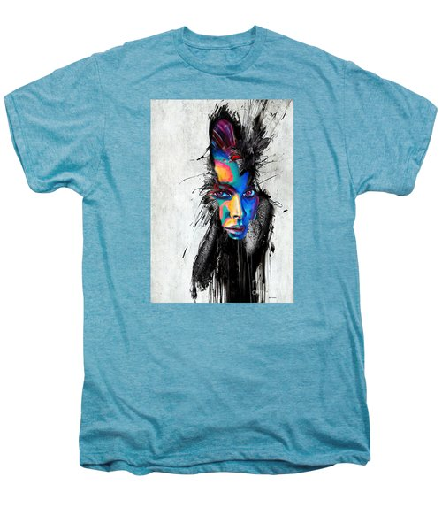 Facial Expressions Men's Premium T-Shirt