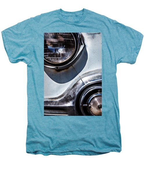 1953 Chevy Headlight Detail Men's Premium T-Shirt