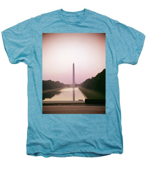 1960s Washington Monument Men's Premium T-Shirt