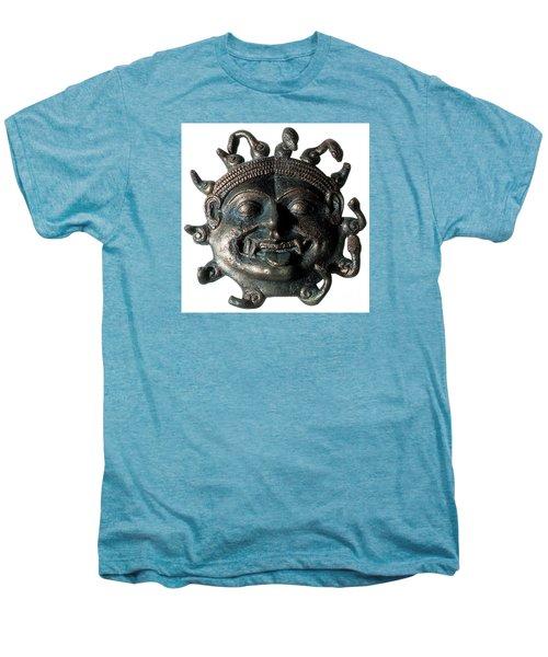 Gorgon Legendary Creature Men's Premium T-Shirt by Photo Researchers