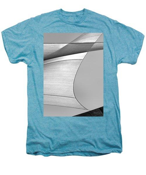Sailcloth Abstract Number 4 Men's Premium T-Shirt