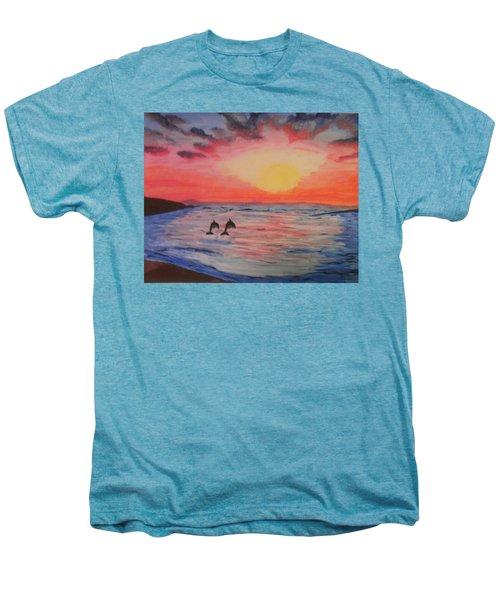 2 Souls Reunited Men's Premium T-Shirt