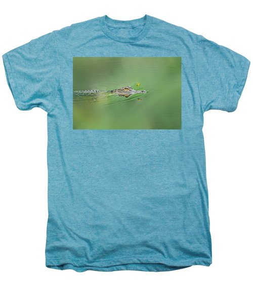 Alligator Men's Premium T-Shirt