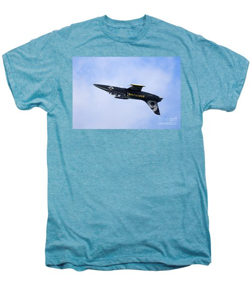 Breitling Air Display Team Men's Premium T-Shirt by Nir Ben-Yosef