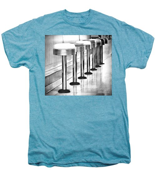 Have A Seat Men's Premium T-Shirt by Peggy Hughes