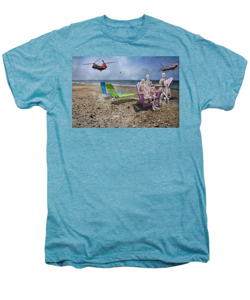 Search Party Men's Premium T-Shirt by Betsy Knapp