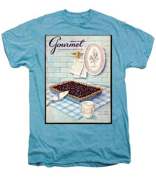 A Blueberry Tart Men's Premium T-Shirt