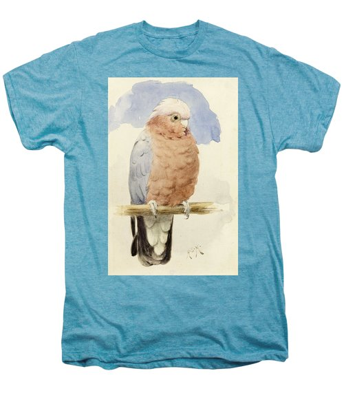 A Rose Breasted Cockatoo Men's Premium T-Shirt