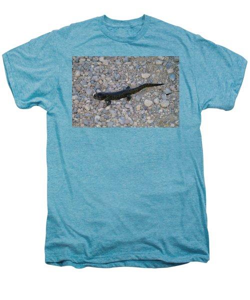 A Slow Salamander  Men's Premium T-Shirt