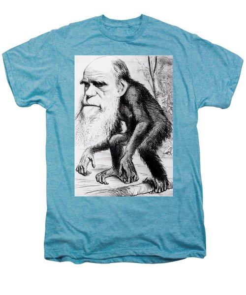 A Venerable Orang Outang Men's Premium T-Shirt by English School