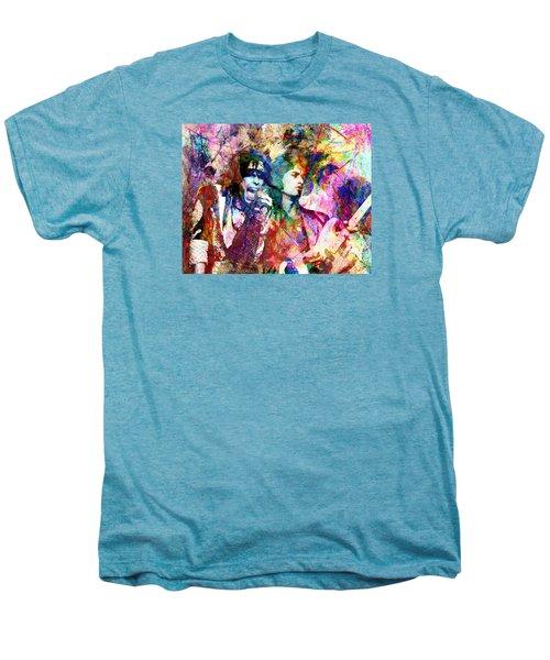 Aerosmith Original Painting Men's Premium T-Shirt