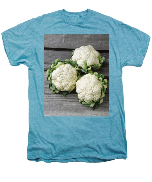 Agriculture - Fresh Heads Men's Premium T-Shirt by Ed Young