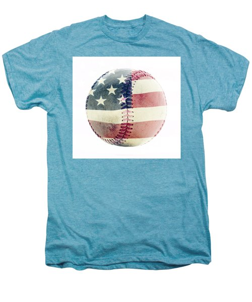 American Baseball Men's Premium T-Shirt