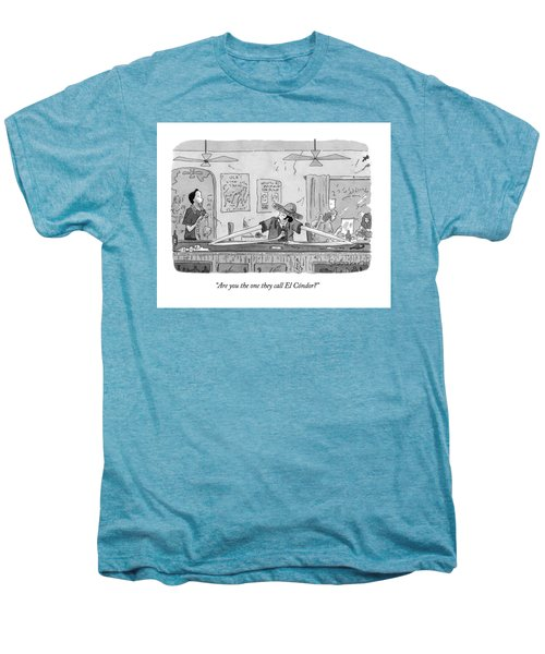 Are You The One They Call El Condor? Men's Premium T-Shirt