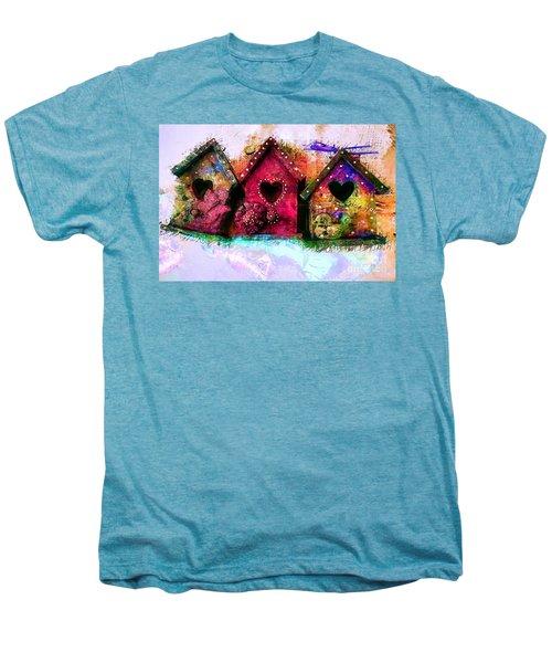 Baby Birdhouses Men's Premium T-Shirt