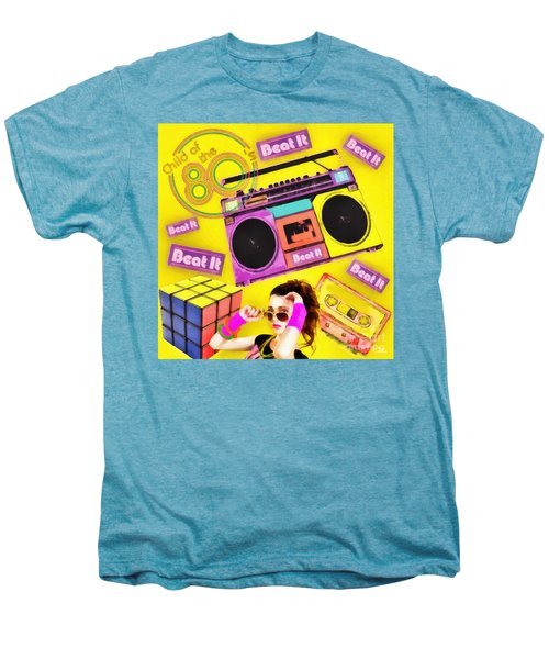Beat It Men's Premium T-Shirt by Mo T