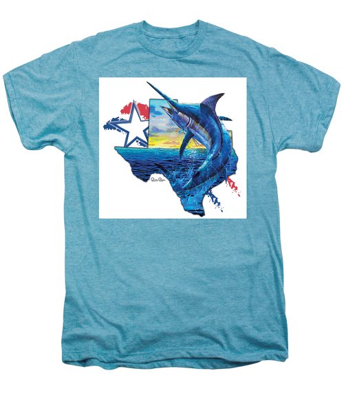 Bigger In Texas Men's Premium T-Shirt