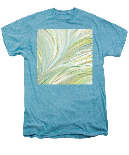 Blooming Grass Men's Premium T-Shirt by Lourry Legarde