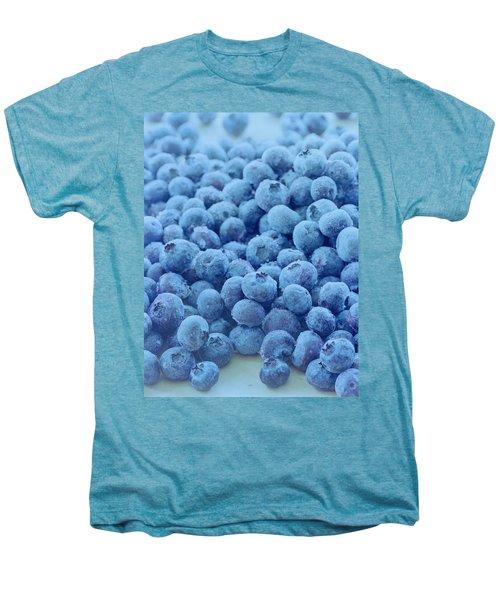 Blueberries Men's Premium T-Shirt