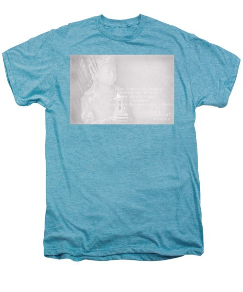 Bodhisattva Men's Premium T-Shirt by Sharon Mau