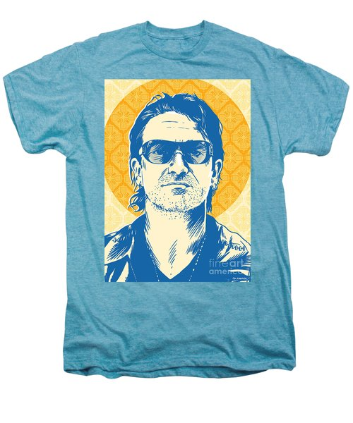 Bono Pop Art Men's Premium T-Shirt