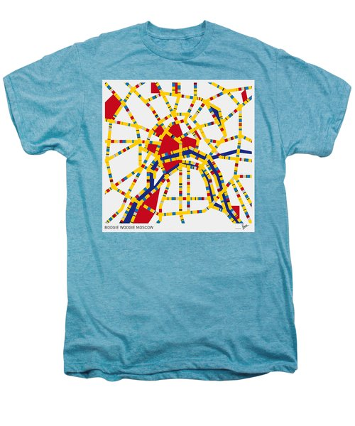 Boogie Woogie Moscow Men's Premium T-Shirt