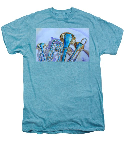 Brass Candy Trio Men's Premium T-Shirt